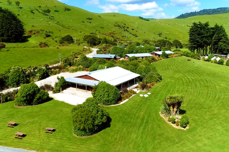 RiverRidge Retreat on 15 acres of grounds