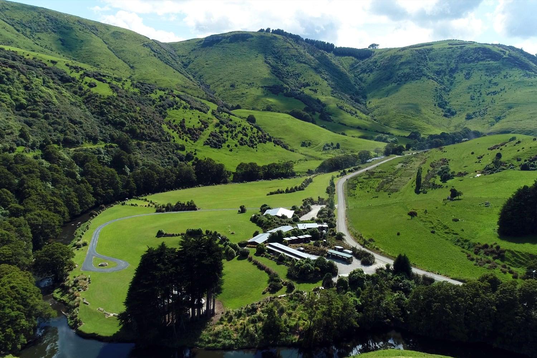 RiverRidge Retreat 15 acres of grounds